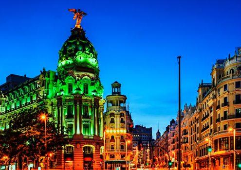 cierre de locales de ocio en Madrid