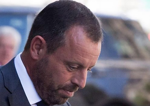 Sandro Rosell sigue en prisión