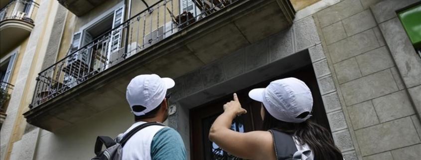 La Agencia Tributaria informa sobre la actividad de alquiler de pisos turísticos