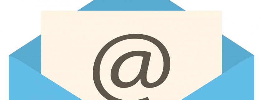 Podemos enviar publicidad o correo comercial mediante el correo electrónico