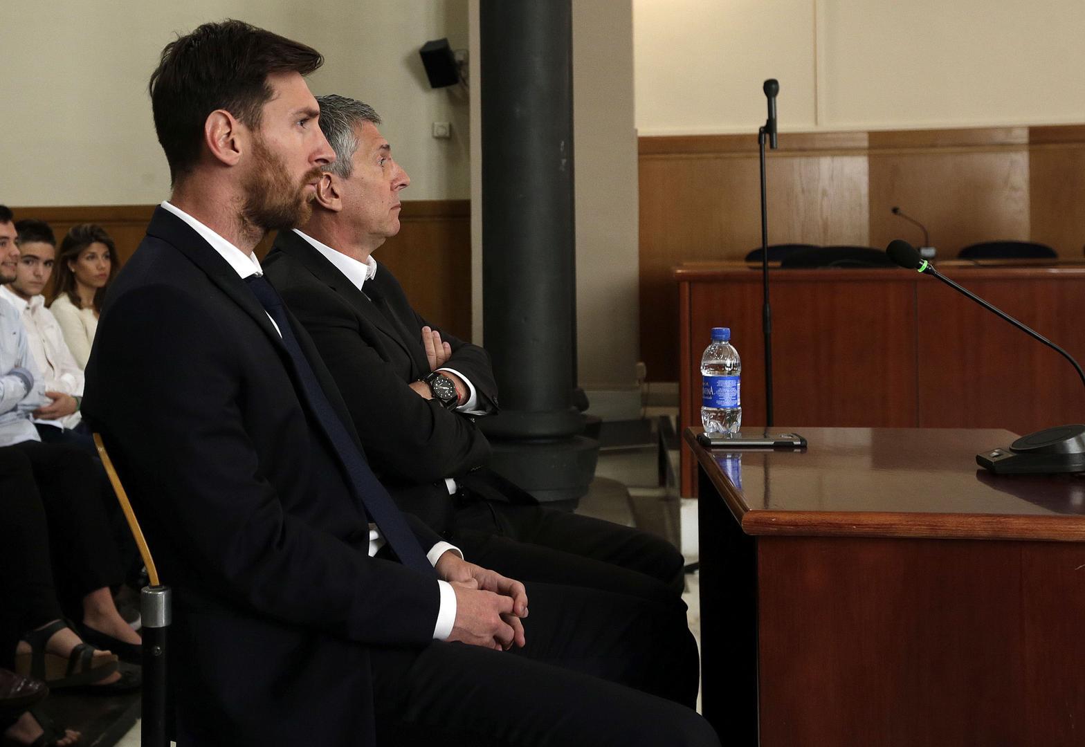 Se archiva la denuncia contra Leo Messi por delitos de estafa y blanqueo