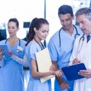 Descanso del personal sanitario